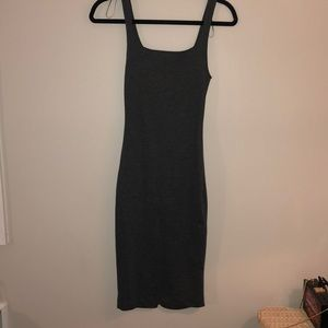 Zara Fitted Midi Dress